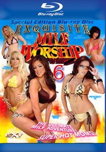 MILF Worship #06 - Blu-Ray Disc Front