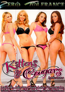 Kittens & Cougars -001 Front