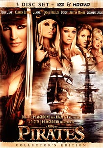 Pirates (3 Disc Set) Front