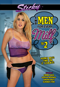 2 Men For Every MILF -002 Front
