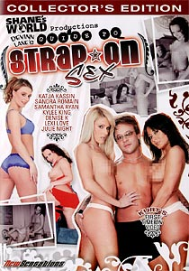 Devinn Lane's Guide To Strap-On Sex Front