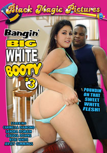 Bangin Big White Booty -003 Front