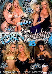 Porn Fidelity -025 Front