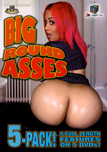Big Round Asses 5 Pack Front