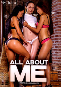 All About Me Front