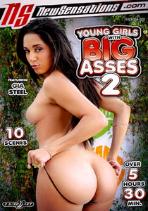 Young Girls With Big Asses -002 Front